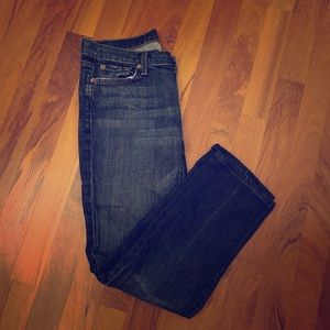 Seven jeans- bootcut size 29